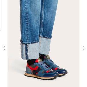 Mens Valentino  streetwear sneakers